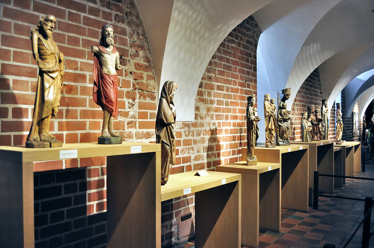 Malbork muzeum zamkowe