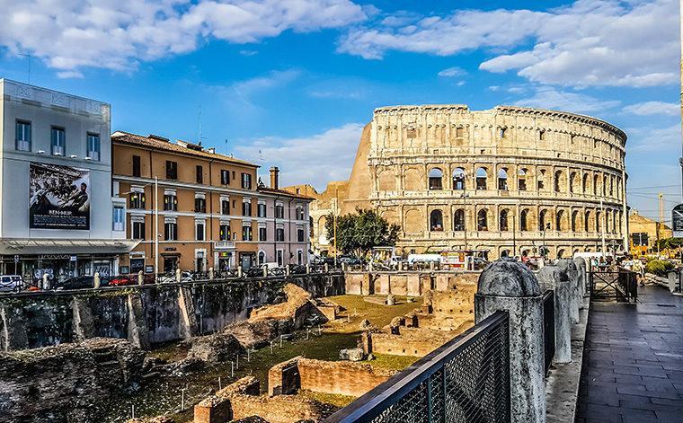 Co zwiedzać w Rzymie
