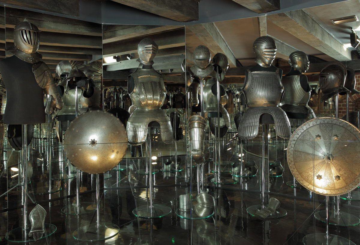malbork wystawa broni