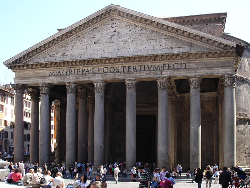 Pantenon Rzym