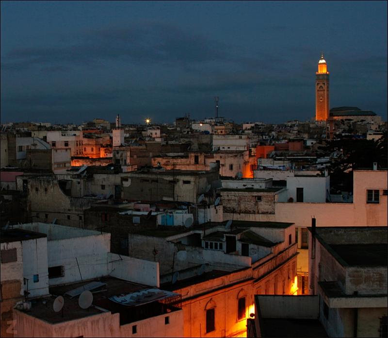 meczet Hassana II