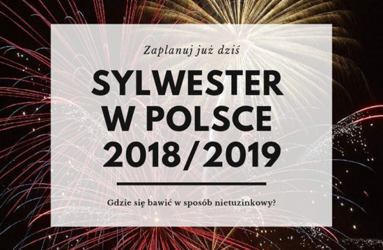 Sylwester w Polsce 2018/2019