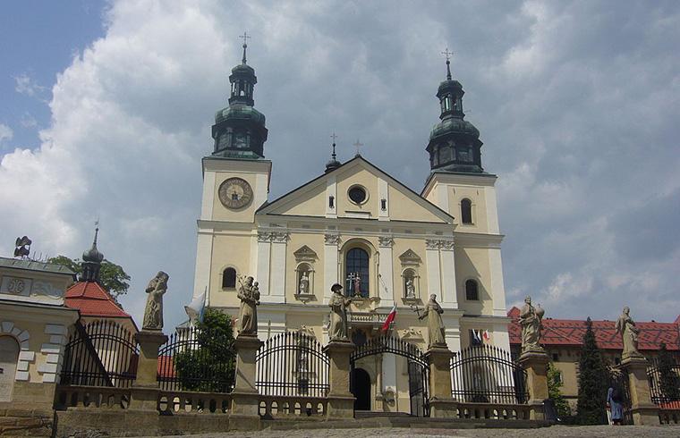 Bazylika Matki Bożej Anielskiej - Kalwaria Zebrzydowska