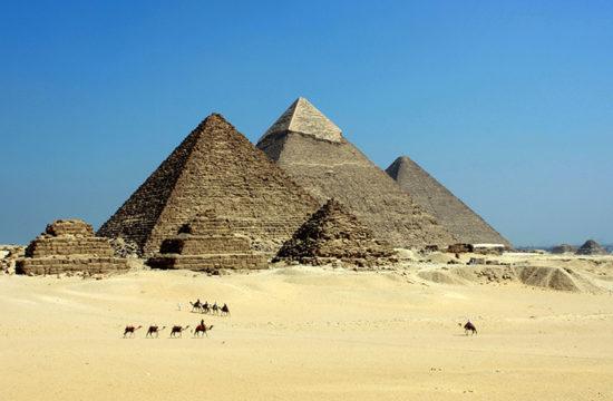 Podróż do Egiptu zimą to dobry pomysł