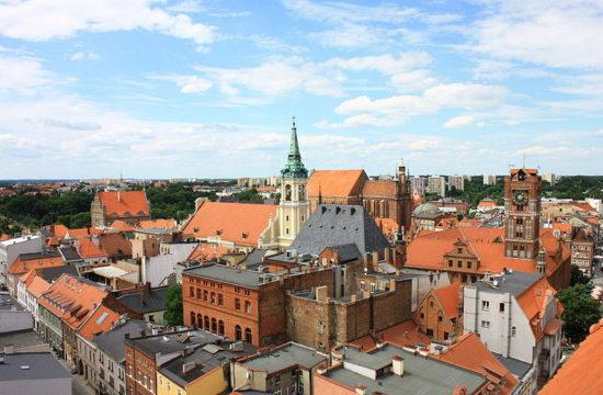Toruń dzielnica Starego Miasta