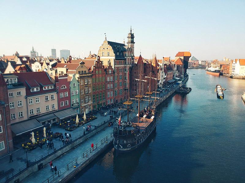 Gdańsk majówka