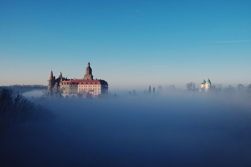 Zamek Książ Majówka