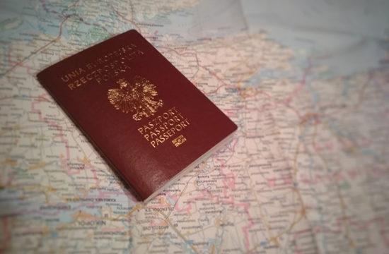 paszport tymczasowy