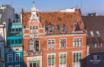 Art Hotel **** Wrocław