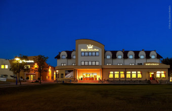 Hotel Cristal Park w Dąbrowie Tarnowskiej