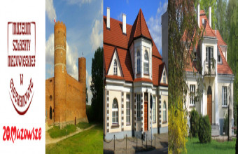Zespół parkowo - dworkowy z Muzeum Pozytywizmu w Gołotczyźnie- oddział MSM w Ciechanowie