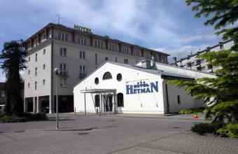 Hotel Hetman w Rzeszowie