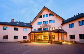 Hotel Perła Bieszczadów Centrum Konferencyjno Rekreacyjne