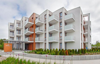 Apartamenty Sun & Snow Kąty Rybackie