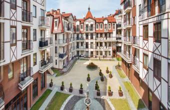 Apartamenty Sun & Snow Krynica Morska