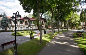 Hotel Anders w Starych Jabłonkach